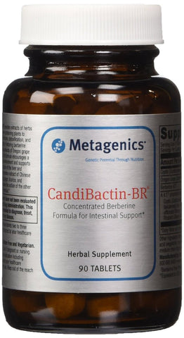 Metagenics Candibactin-BR - ChosenMeds.com: Your premier online shop for the best health supplements and skin care products