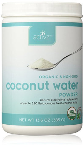 Activz Coconut Water Powder Powder,13.6oz