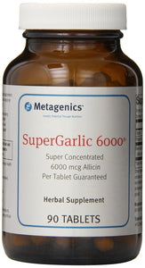 Metagenics SuperGarlic 6000, 90 - ChosenMeds.com: Your premier online shop for the best health supplements and skin care products
