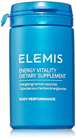 ELEMIS Spa At Home Vitality for Energy Body Enhancement Capsules - ChosenMeds.com: Your premier online shop for the best health supplements and skin care products