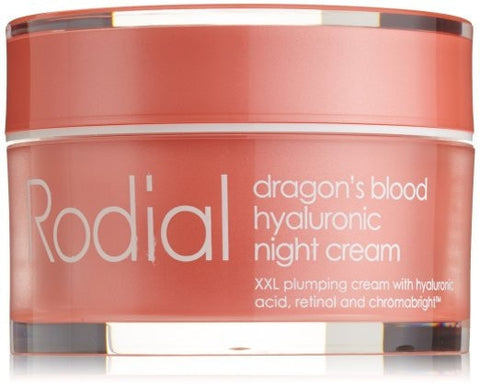 Rodial Dragon's Blood Hyaluronic Night Cream - ChosenMeds.com: Your premier online shop for the best health supplements and skin care products