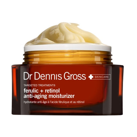 Dr Dennis Gross Ferulic Plus Retinol Anti-Aging Moisturizer, 1.7 Ounce - ChosenMeds.com: Your premier online shop for the best health supplements and skin care products