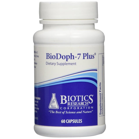 Biotics Research - BioDoph-7 Plus - 60 Caps - ChosenMeds.com: Your premier online shop for the best health supplements and skin care products