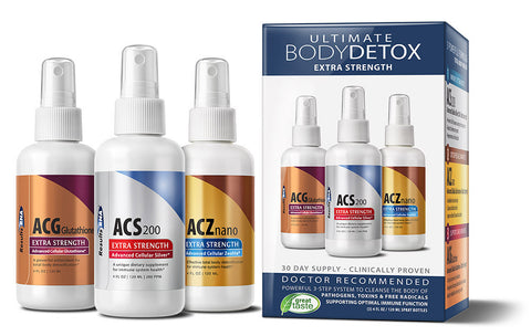 Ultimate Body Detox by Results RNA - ChosenMeds.com: Your premier online shop for the best health supplements and skin care products
