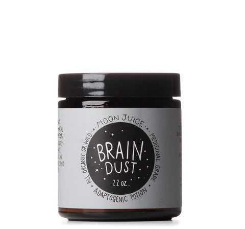 Moon Juice Brain Dust (Organic + Wildcrafted Adaptogenic Potion) - ChosenMeds.com: Your premier online shop for the best health supplements and skin care products
