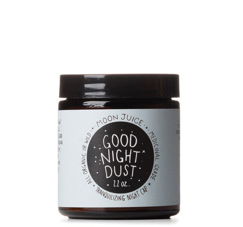 Moon Juice Goodnight Dust (Organic + Wildcrafted Sleep Aid) - ChosenMeds.com: Your premier online shop for the best health supplements and skin care products