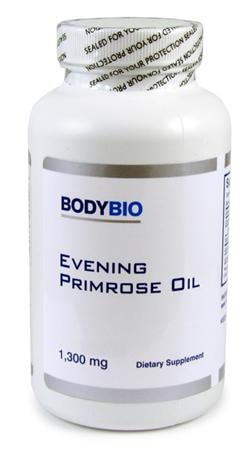 BodyBio Evening Primrose Oil, 180 - ChosenMeds.com