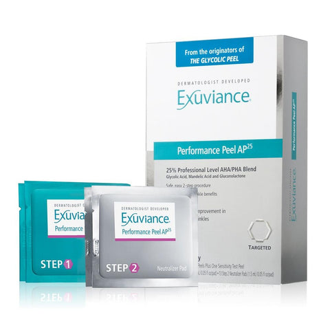 Exuviance Performance Peel AP25 - ChosenMeds.com: Your premier online shop for the best health supplements and skin care products