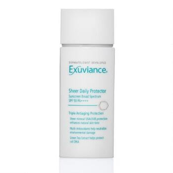 Exuviance Sheer Daily Protector SPF 50, 1.7 Fluid Ounce - ChosenMeds.com: Your premier online shop for the best health supplements and skin care products