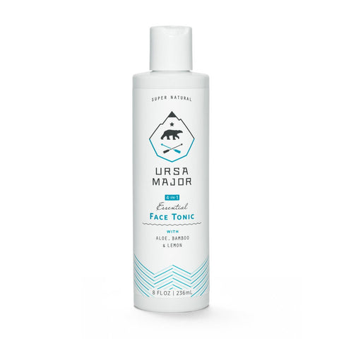 Ursa Major 4 in 1 Essential FACE TONIC 8 Oz - ChosenMeds.com: Your premier online shop for the best health supplements and skin care products
