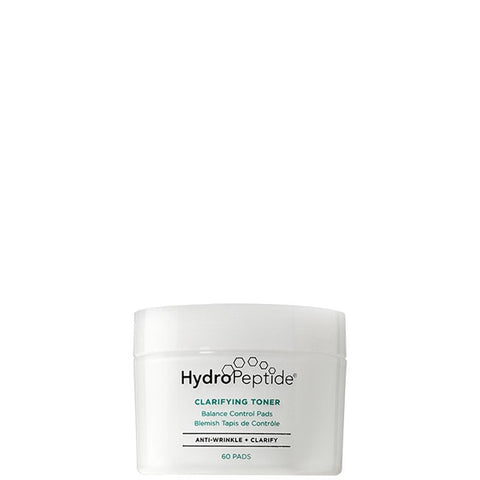 HydroPeptide Clarifying Toner Balance Control Pads, 4 fl. oz. - ChosenMeds.com: Your premier online shop for the best health supplements and skin care products