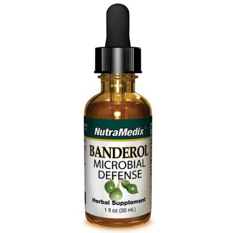 Nutramedix Banderol Microbial Defense 1 Oz - ChosenMeds.com: Your premier online shop for the best health supplements and skin care products