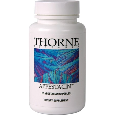 Thorne Research Appestacin, 60 - ChosenMeds.com: Your premier online shop for the best health supplements and skin care products