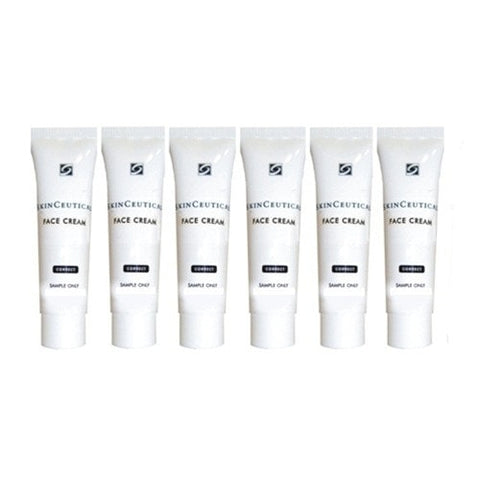 Skinceuticals Face Cream (Sample Travel size - 6 tubes) - ChosenMeds.com: Your premier online shop for the best health supplements and skin care products