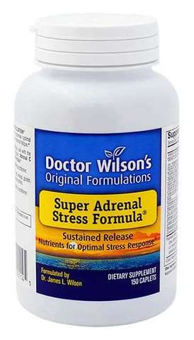 Doctor Wilson's Super Adrenal Stress Formula 150c - ChosenMeds.com: Your premier online shop for the best health supplements and skin care products