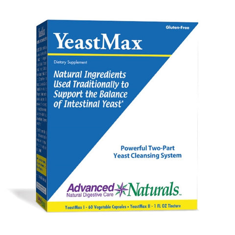 Advanced Naturals YeastMax (2-part kit) - ChosenMeds.com: Your premier online shop for the best health supplements and skin care products