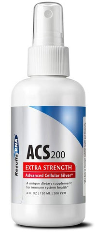Results RNA ACS 200 Advanced Cellular Silver, 2 oz - ChosenMeds.com: Your premier online shop for the best health supplements and skin care products