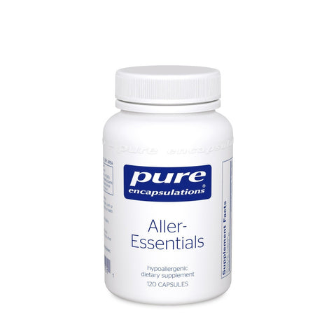 Pure Encapsulations Aller-Essentials, 120 - ChosenMeds.com: Your premier online shop for the best health supplements and skin care products