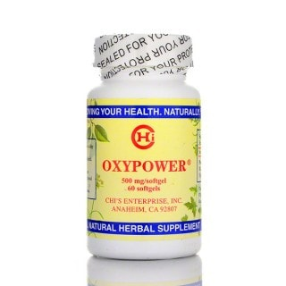 Chi's Enterprise OxyPower, 60 count - ChosenMeds.com: Your premier online shop for the best health supplements and skin care products