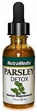 NutraMedix, Parsley, Detox, 1 fl oz (30 ml) - ChosenMeds.com: Your premier online shop for the best health supplements and skin care products