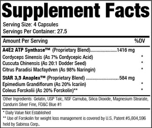 Applied Nutriceuticals Drive, 500mg - ChosenMeds.com