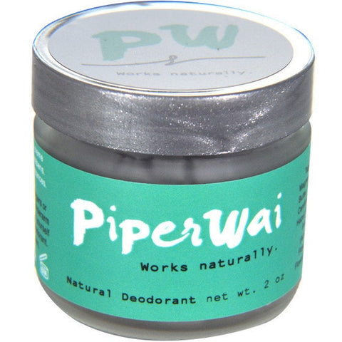 PiperWai Natural Deodorant 2 oz - ChosenMeds.com: Your premier online shop for the best health supplements and skin care products