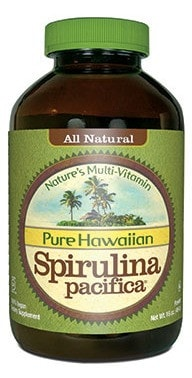 Nutrex Hawaii Hawaiian Spirulina Pacifica Powder, 16-Ounce Bottle - ChosenMeds.com: Your premier online shop for the best health supplements and skin care products