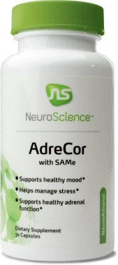 NeuroScience Adrecor with Sam-e, 30 - ChosenMeds.com: Your premier online shop for the best health supplements and skin care products