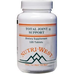Nutri-West Total JT Plus, 120 - ChosenMeds.com: Your premier online shop for the best health supplements and skin care products