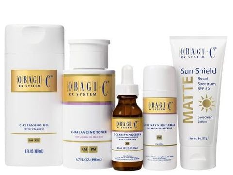 Obagi-C Fx System Normal to Oily - ChosenMeds.com: Your premier online shop for the best health supplements and skin care products