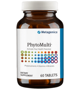 Metagenics PhytoMulti without Iron, 60 - ChosenMeds.com: Your premier online shop for the best health supplements and skin care products - 1
