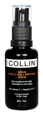 G.M. Collin Vital-C 10% Plus Peptides Serum - ChosenMeds.com: Your premier online shop for the best health supplements and skin care products