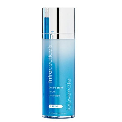 Intraceuticals Rejuvenate Essential 3 Step Pack with Daily Serum Plus Gel and Cream, 0.5 Ounce - ChosenMeds.com: Your premier online shop for the best health supplements and skin care products