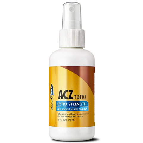 Results RNA ACZ Nano Advanced Cellular Zeolite 4 oz - ChosenMeds.com: Your premier online shop for the best health supplements and skin care products