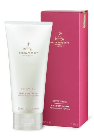 Aromatherapy Associates Renew Rose Body Cream - ChosenMeds.com