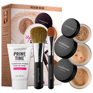 BareMinerals Up Close & Beautiful 30-Day Complexion Starter Kit - GOLDEN TAN - ChosenMeds.com