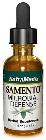 Nutramedix Samento Liquid Microbial Defense, 1 oz - ChosenMeds.com: Your premier online shop for the best health supplements and skin care products
