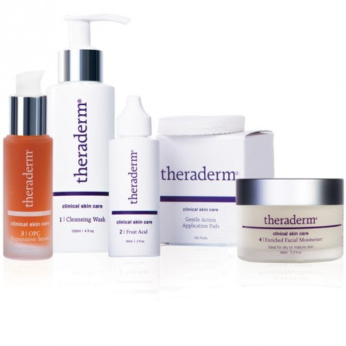 Theraderm Skin Renewal System with Peptide Hydrator