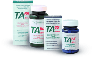 TA‑Sciences Large Bottle ‑ TA‑65 ‑ 250 units ‑ 90 Capsules - ChosenMeds.com: Your premier online shop for the best health supplements and skin care products