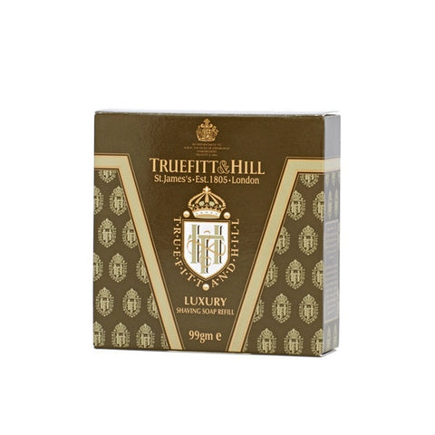 Truefitt & Hill Luxury Shaving Soap Refill - ChosenMeds.com: Your premier online shop for the best health supplements and skin care products