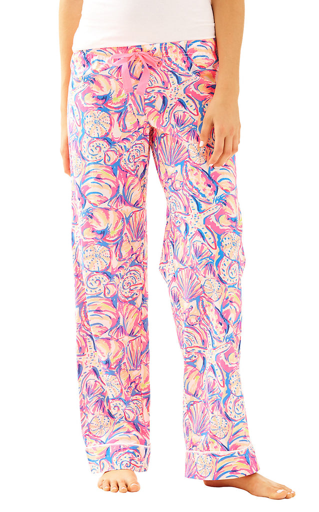 Pajama Pant - Multi Shell Of A Time