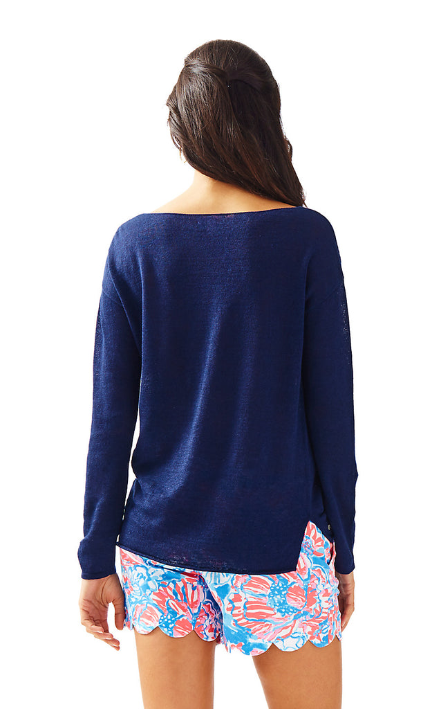 Alana Sweater - True Navy