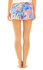Pj Short - Tiki Pink Cabana Crazed
