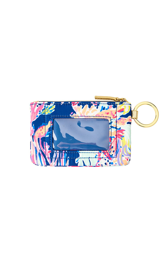 Key Id Case - Indigo Sunken Treasure