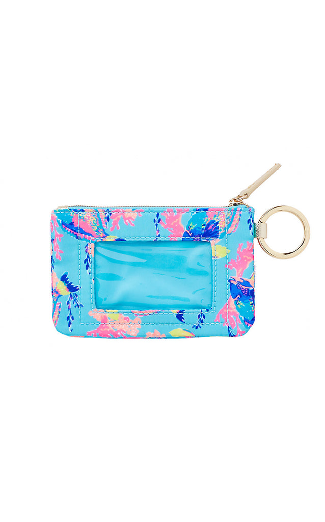 Key Id Case - Shorely Blue Sandstorm