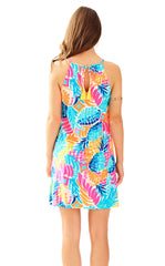 Margot Dress - Multi Goombay Smashed