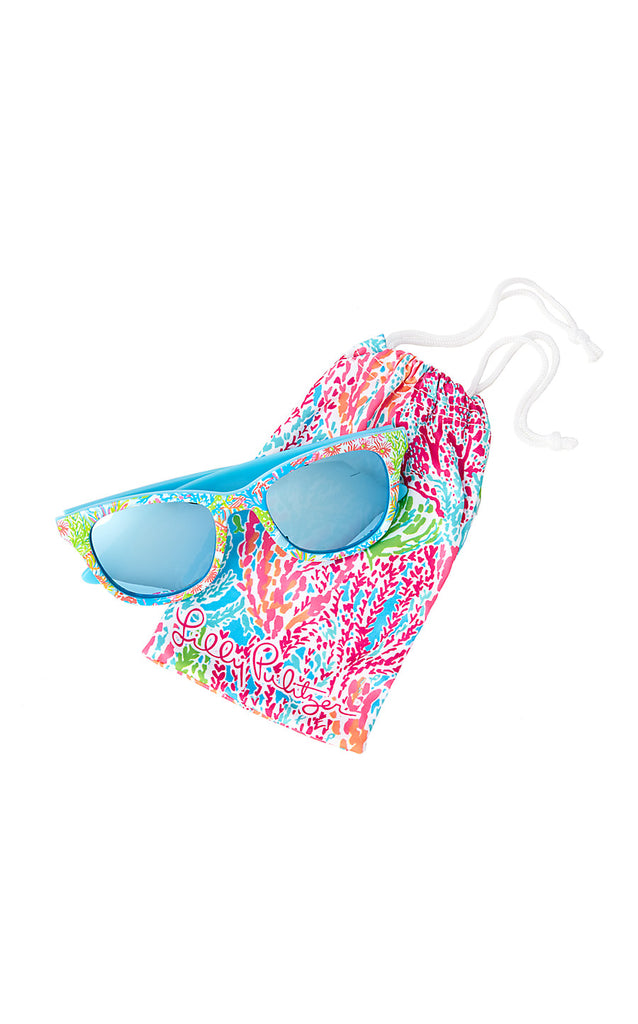 Maddie Sunglasses - Lovers Coral
