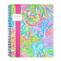 Large Notebook - Lovers Coral