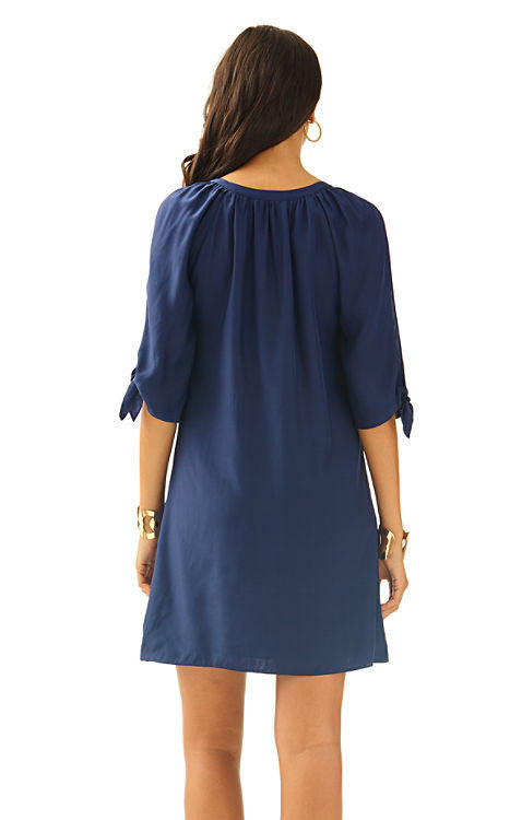Bryce Dress - True Navy