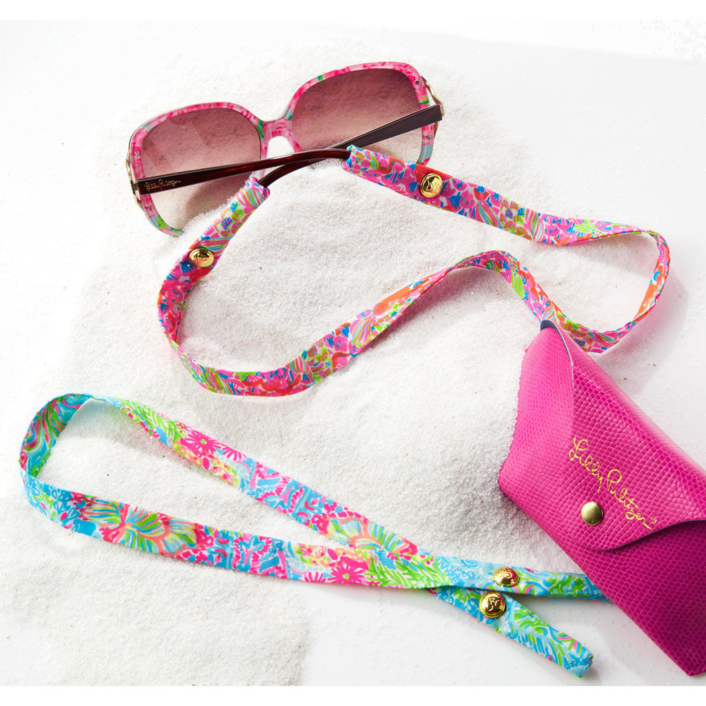 Sunglass Strap - Lovers Coral